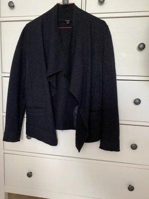 Opus Blazer en laine bleu foncé