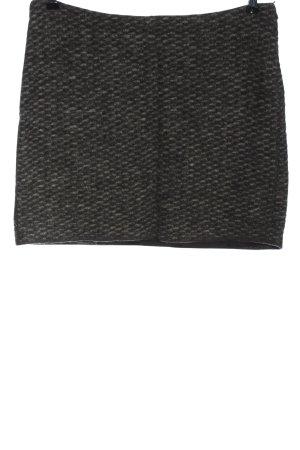 Opus Wool Skirt light grey casual look