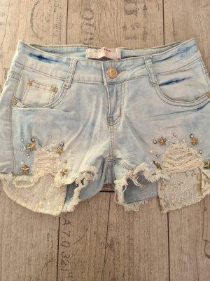 OR Original Denim Jeansowe szorty jasnoniebieski