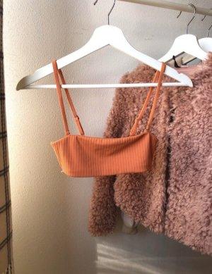 Weekday Bikini pomarańczowy
