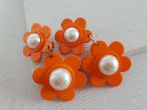 Retro Ohrclips Orecchino a clip multicolore