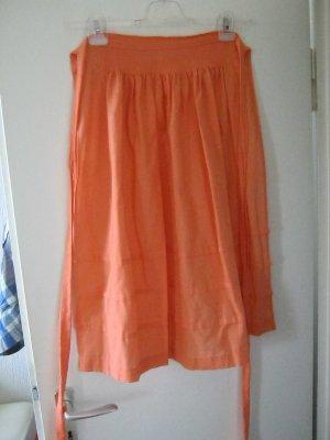 Traditional Apron orange