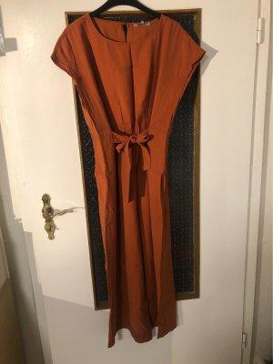 orange farbener Overall von Oliver Bonas