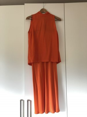 Minimum Jupe longue orange