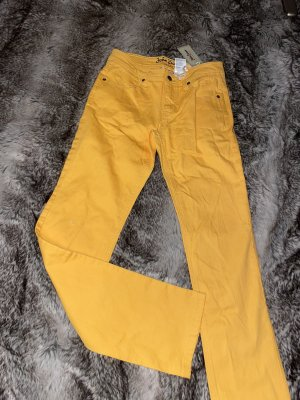 John Baner Jeans vita bassa multicolore