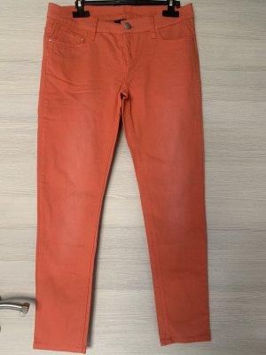 Orange/Lachs Hose