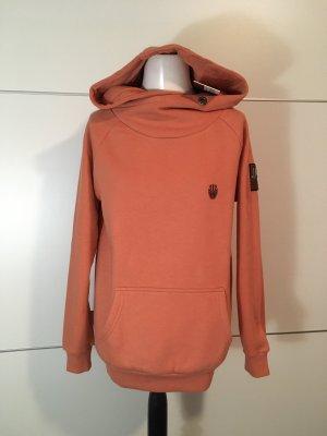 "Orange/Lachsf.Hoodie ""Marikoo""XS Neu"