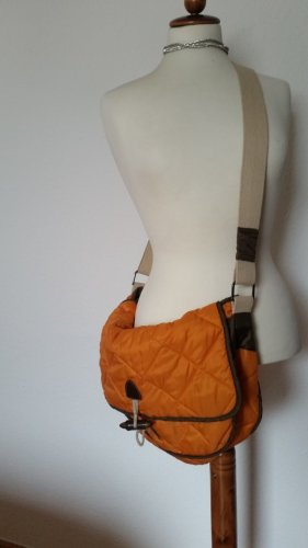 Sac en toile orange