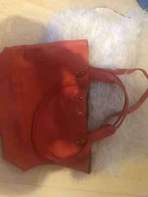 Orange Tasche