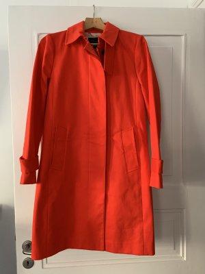 Ann Taylor Trench Coat orange