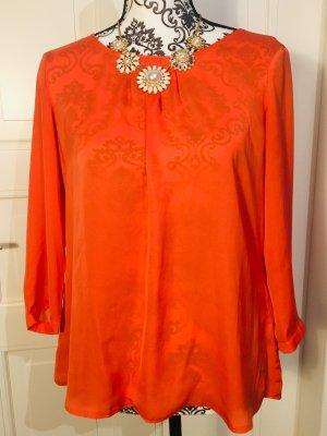 Orangene Bluse von Gerry Weber