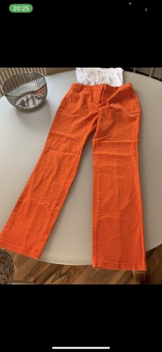 b.c. best connections Jeans taille basse orange