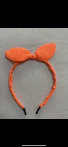 Hair Circlet orange