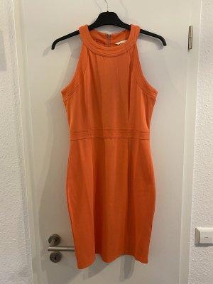 Orangenes Kleid, H&M Gr.S