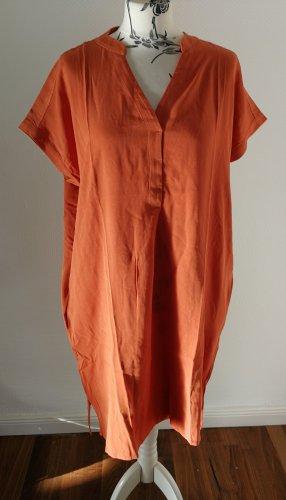 Orangenes Kleid Niaraa Armedangels M
