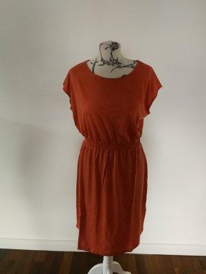 Armedangels Mini-jurk oranje