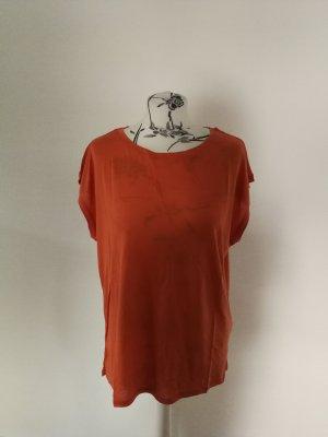 Armedangels T-shirt oranje