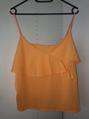 orangenes Top vom H&M