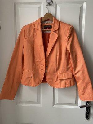 Oranger Blazer
