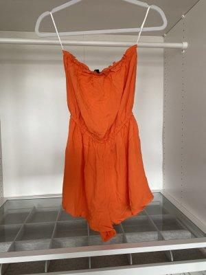 oranger Jumpsuit