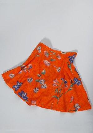 oranger Minirock von Promod