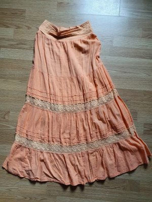 Natura Linen Skirt multicolored