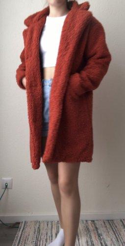 C&A Cappotto in lana multicolore