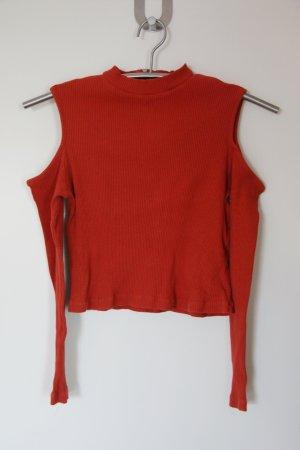 Orangerotes Shirt