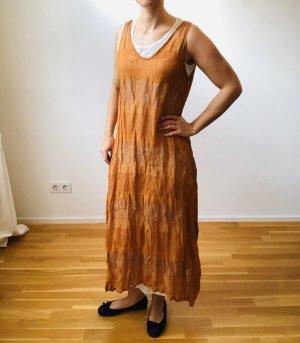 Oranges Kleid von Gesine Moritz, neu, Größe S