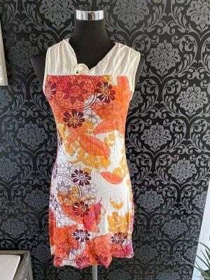 Oranges Kleid von Smash!, Gr. S