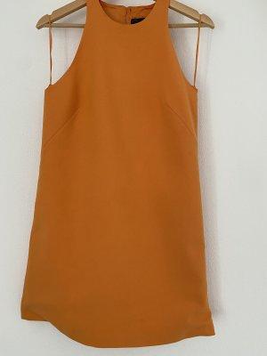 Oranges mini Kleid von Zara