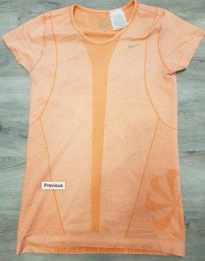 oranges Nike Sportshirt