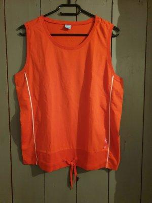 H2O Sportshirt oranje