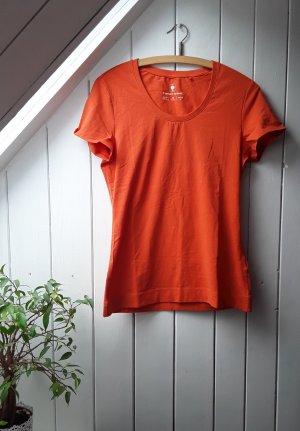 Oranges T-Shirt von Engelbert Strauss