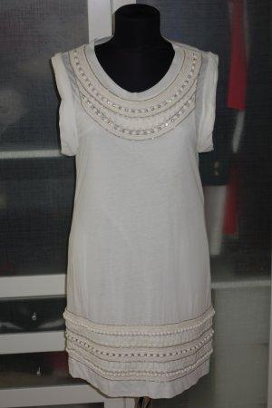 Org. 3.1 PHILLIP LIM Kleid mit Applikationen weiß Gr.S