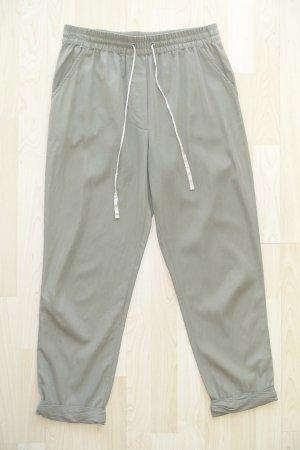 3.1 Phillip Lim Pantalon en jersey kaki-gris vert