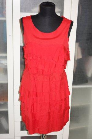 3.1 Phillip Lim Sukienka czerwony Bawełna