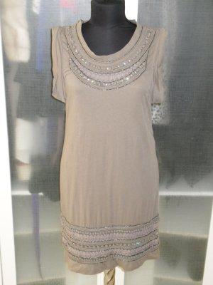 3.1 Phillip Lim Sukienka zielono-szary Bawełna