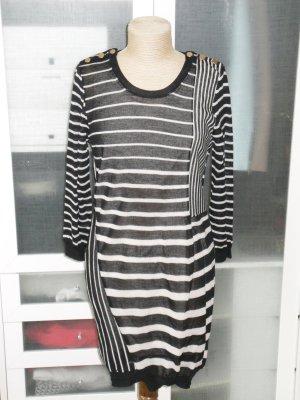 3.1 Phillip Lim Sukienka czarny-kremowy