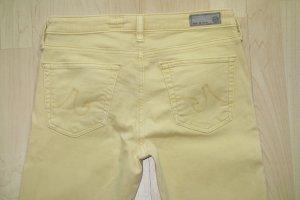 Adriano Goldschmied Jeans skinny giallo