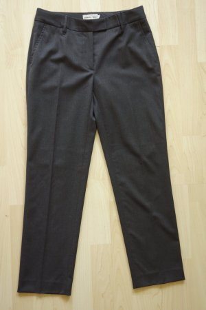 Alberto Biani Jersey Pants anthracite new wool