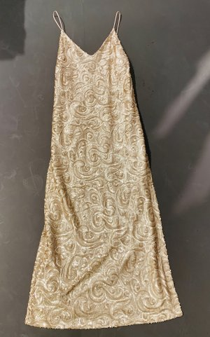Anine Bing Evening Dress gold-colored