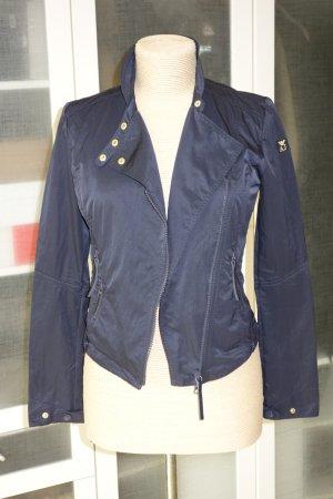 Org. ARMANI Jeans Übergangsjacke in dunkelblau Gr. 34