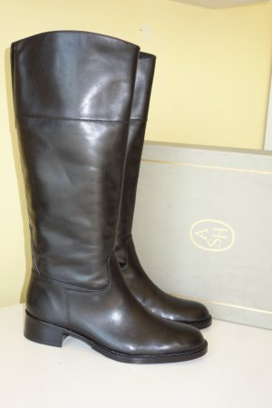 ASH Riding Boots black leather