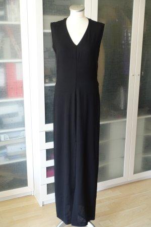 Avelon Maxi abito nero Lana