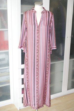 aybi Caftan multicolored silk