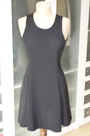 Org. BALENCIAGA Runway Kleid mit kleinen Nieten Gr.XS