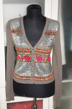 Blumarine Cardigan light brown