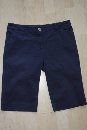 Burberry Bermudas dark blue cotton