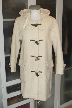 Burberry Duffle-coat crème laine